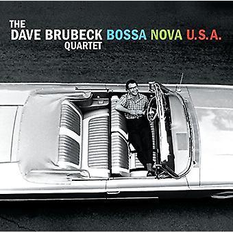 Dave Brubeck - Bossa Nova U.S.A. [CD] Usa import