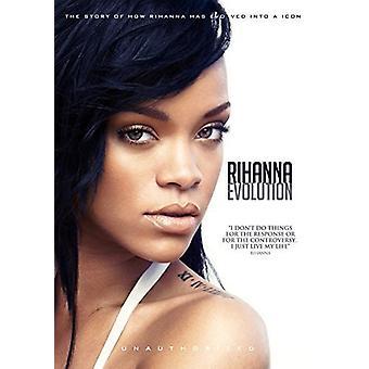 Rihanna - Rihanna - Evolution [DVD] USA import