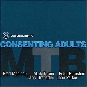 M.T.B. - Consenting Adults [CD] USA import