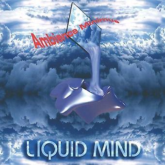 Liquid Mind - Liquid Mind: Vol. 1-Ambience Minimus [CD] USA import
