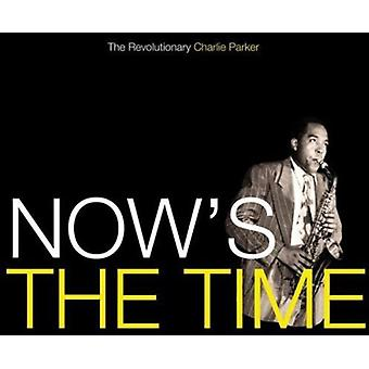 Charlie Parker - Now's the Time [CD] USA import