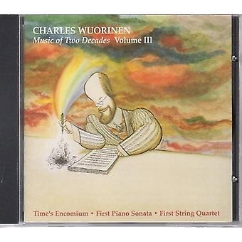 Music Of 2 Decades Volume 3 [CD] USA import