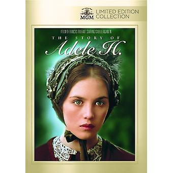 Story of Adele H. [DVD] USA import