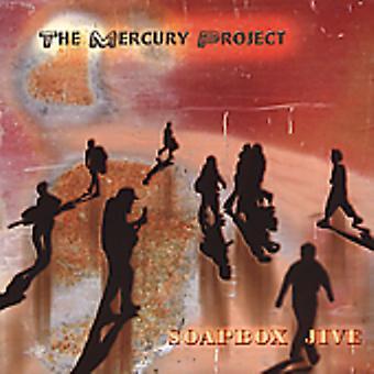 Mercury Project - Soapbox Jive [CD] USA import