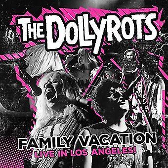 Dollyrots - 家族旅行: ロサンゼルス [CD] USA 輸入に住んでいます。