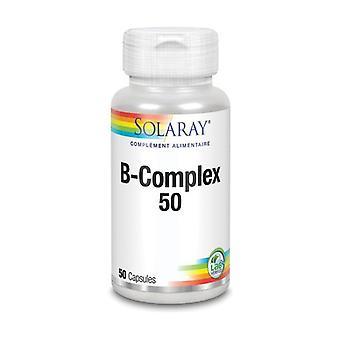B-Complex 50 50 capsules