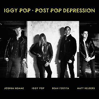 Iggy Pop - Post Pop Depressi(LP [Vinyl] USA import