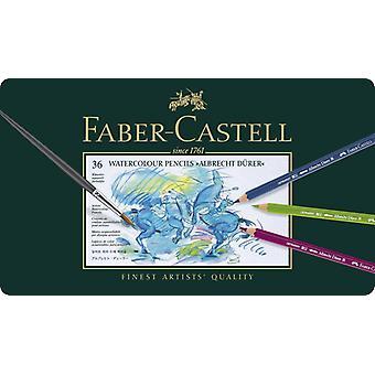 Faber Castell vannfarge blyant A.Durer kartong 36 stykker