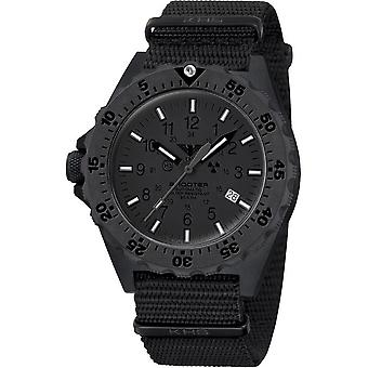 KHS - Men's Watch - Shooter MKII Automatic XTAC Nato Band- KHS. SH2AXTHC.NB