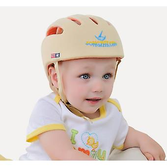 Adjustable Protective Soft Safety Helmet For Toddlers And Infant Babies