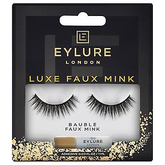 Eylure The Luxe Collection False Wimpers - Kerstballen - Lash Lijm inbegrepen