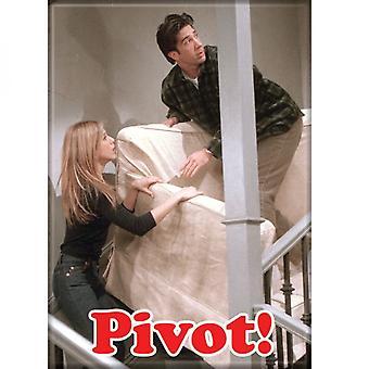 Freunde TV-Show PIVOT! Magnet