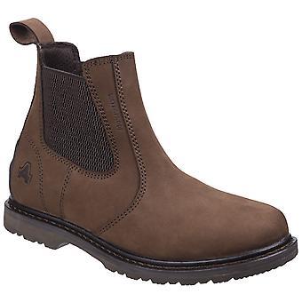 Amblers menn's aldingham forhandler boot brun 27213