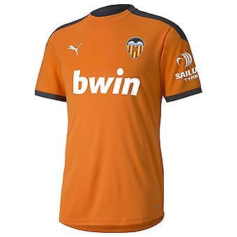 2020-2021 Valencia Treningsskjorte (oransje)