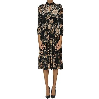 Le Col Group Ezgl189007 Women's Multicolor Polyester Dress