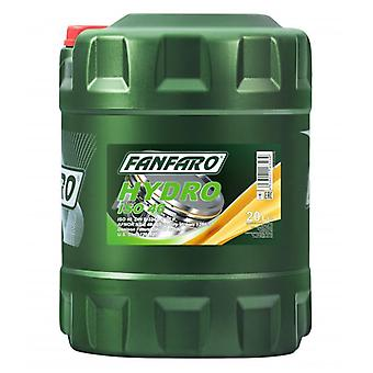 Fanfaro 20L Hydraulic Oil 46 Fluid HLP 46 High Grade 20 Litres ISO 46 DIN 51524