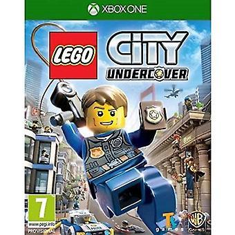 Lego City Undercover Xbox One Game (English/Nordic Box)