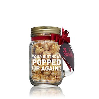 Your Birthday Popped Up Again Jug Jar (Standard 70g-80g)