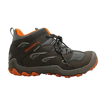 Merrell Children Shoes Chameleon 7 Access Mid Leather