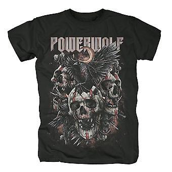 Powerwolf Dead Boys Dont Cry T shirt