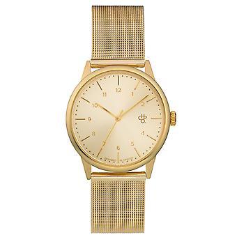 Cheapo Rawiya Watch - Gold