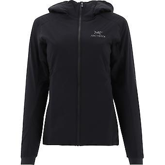 Arc'teryx 24111atomltblack Women's Black Nylon Outerwear Jacket