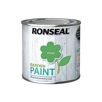 Ronseal Garden Paint Clover 250ml RSLGPC250