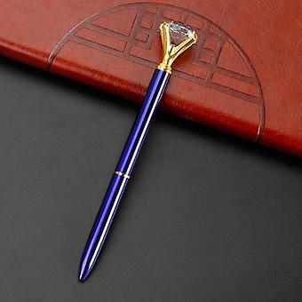 لطيف جوهرة قلم الحبر، كريستال زجاج، الماس المعدنية، قلم الحبر