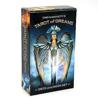 Tarot Of Dreams-fortune Telling Cards, Deck And Book Sets For Beginners