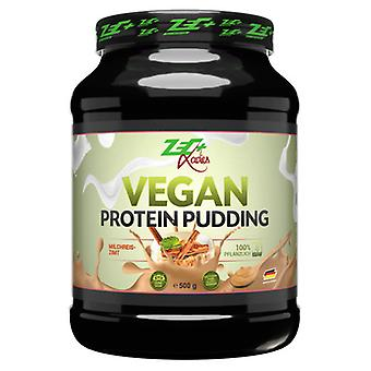 Zec+ Ladies Vegan Protein Pudding Rice with milk and cinnamon 500 gr