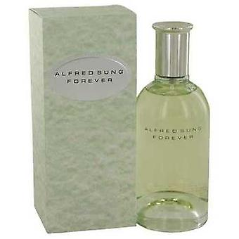 Forever By Alfred Sung Eau De Parfum Spray 4.2 Oz (women) V728-413420