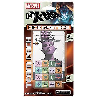 Marvel Dice Masters: Pakiet drużynowy Dark X-Men
