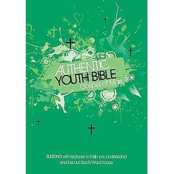 ERV Aito nuorten Raamatun evankeliumi Markuksen: Täynnä ominaisuuksia, jotka auttavat sinua ymmärtämään ja elämään God''s Word tänään