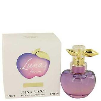 Nina Luna Blossom By Nina Ricci Eau De Toilette Spray 1.7 Oz (women) V728-538724