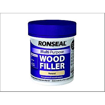 Ronseal Multi Purpose Wood Filler Tube Natural 250g