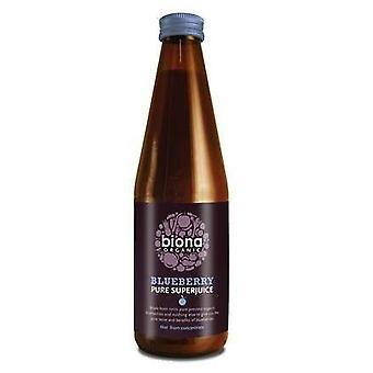 Biona Organicanic Blueberry Pure Super Juice 330ml x6