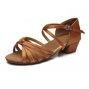 Schuhe Low Heel Dance Schuhe