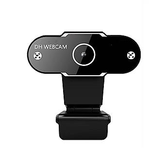 Hd 1080p Webcam 2k Computer Pc Web Camera With Microphone For Live Broadcast