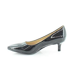 Naturalizer Womens Gia Plaid Pointed Toe Heels