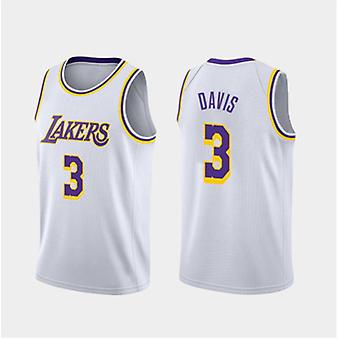 Los Angeles Lakers Davis Loose Baschet Jersey Tricouri Sport 3QY023