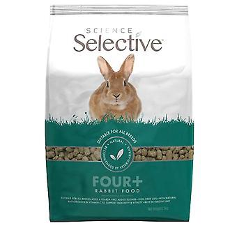 Selectief Konijn 4+ Klein Voedsel voor huisdieren