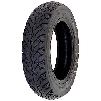 100/90-10 E-marked Tubeless Tyre - D822 Or F955 Tread Pattern