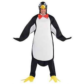 Penguin Kostuum Mannen Polyester Bt444869
