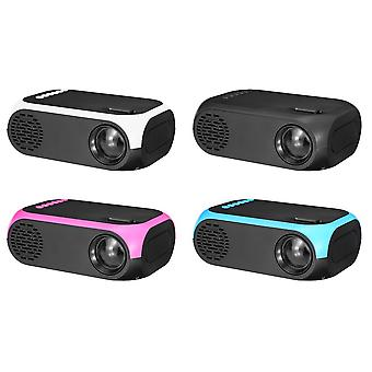 Mini projector Ondersteuning 1080P Wireless HD USB Portable Cinema Projector Home Theatre System Support 3