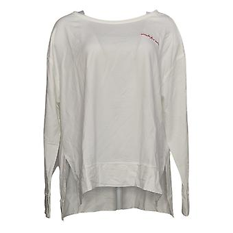 Rachel Hollis Ltd Women's Sweatshirt inches Made for More White A373192