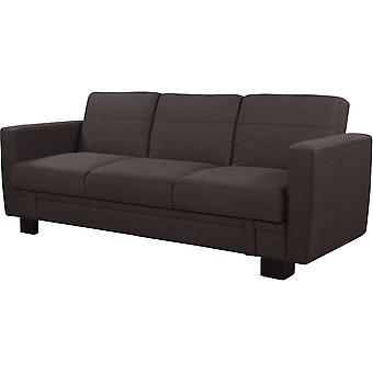 """Sofa cabrio & Alexia"""" - 3 miejsca - Brown"""