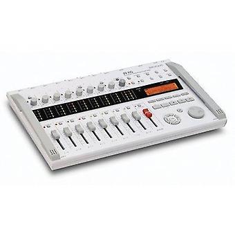 Zoom r16 controlador e interface de gravador de sd multi-faixas