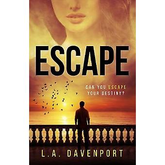 Escape by L.A. Davenport - 9781999595791 Book