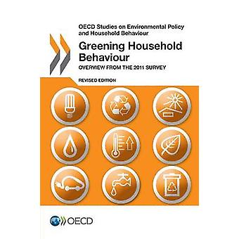 Greening household behaviour - overview from the 2011 survey by Organi