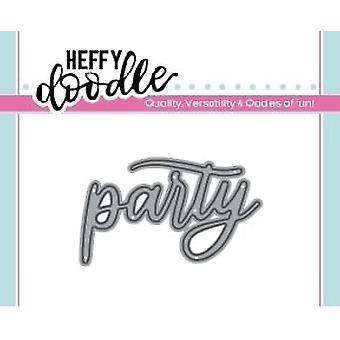Muere heffy Doodle Party